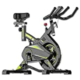 LiChaoWen Heimtrainer Indoor Mute Trainingscomputer und Ellipsentrainer Cross Fitness Heart Weight...