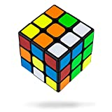 Buself Zauberwürfel Speed Cube 3X3 Magic Cube,Dreht Sich schneller und präziser als der Original. Super-robust mit lebendigen Farben