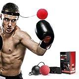 Linkax Boxen Reflexkugel Verbesserung der Hand-Auge-Koordination Trainingsreaktionskampf gegen...