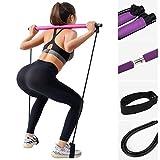 Lancei Body Trainer Fitnessgerät Long Resistance Band Stabfitness Pilates Stabfitness Bänder für...