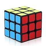 ROXENDA 3x3 Zauberwürfel, 3x3x3 Qiyi Qihang Speed Cube Super-haltbarer Aufkleber mit Lebhaften Farben (3x3x3)