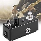 Guitar Flanger, Flanger-Gitarreneffektpedal, Klassischer Analogeffekt, vielseitiger manueller Filtermodus für Praticing-E-Gitarre