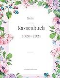 Mein Kassenbuch 2020 - 2021: übersichtliches Kassenbuch im Großformat für deine Buchhaltung als...