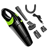 BlackEdragon R-605 Drahtloser Staubsauger USB-Ladeauto Home Dual-Use-Staubsauger Schwarz Grün