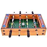 Tischkicker Tischfußball Mini Tischplatte Kickertisch Tisch Fußball Spiel Set für Kinder Spiel...