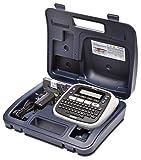 Brother PT-D200BWVP Beschriftungsgerät inklusive Netzadapter und Transportkoffer (für 3,5 bis 12...