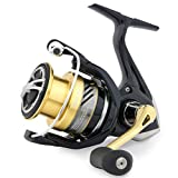 Shimano Nasci C3000 HG FB, Spinning Angelrolle mit Frontbremse, NASC3000HGFB