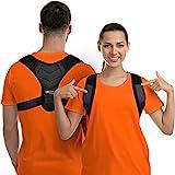 Haltungskorrektor für Männer und Frauen - Oberer Rückenstrecker mit verstellbarer, atmungsaktiver...