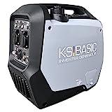 Inverter-Generator KSB 22i S Stromerzeuger 2000 W, elektronische Umwandlung ,leiser leichter Benzingenerator EURO V-Motor, 2x16 A (230 V) Steckdosen, ECON-Modus, Schalldämmgehäuse, kompakte.
