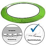 Kinetic Sports Randabdeckung für Garten - Trampolin mit ca. Ø 310 cm, Breite 28cm, UV beständig,...