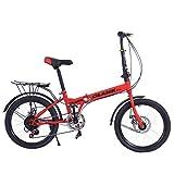 XSJJ 20 Zoll Kinder Jugend Jungen Herren Mädchenfahrrad Kinderfahrrad MTB Jugendfahrrad Rad Bike...