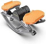 Spinning Bike Stepper Maschine mit Trainingsbänder Stepper Heimtrainer Gewichtsverlust Maschine...