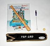 Tuyama® TFS-18D Blockflöte PLUS Blockflötenbox Band 1von Daniel Hellbach ISBN: 9990000484201