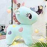 Plüschtier 20 / 22cm Plush Toy Soft Unicorn Doll Soothing Pillow Children Rainbow Horse Toy...