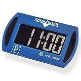 Needit Park Mini Blau elektronische Parkscheibe Digitale Parkuhr mit offizieller Zulassung des Kraftfahrtbundesamtes