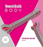 WOMEN'S HEALTH BODY Power Band | Für Crossfit, Calisthenics oder Freeletics Workout | Klimmzug-Band...