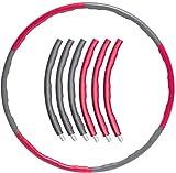 VirtuFit Fitness Hula Hoop Reifen - 100 cm - 1,5 kg