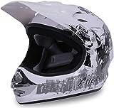 Actionbikes Motors Motorradhelm X-Treme Kinder Cross Helme Sturzhelm Schutzhelm Helm für Motorrad...