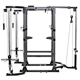 Suprfit Rango S Flat Power Rack - multifunktionale Kraftstation, Power Cage mit Dip Station,...