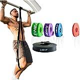 ActiveVikings® Pull-Up Fitnessbänder | Perfekt für Muskelaufbau und Crossfit Freeletics...