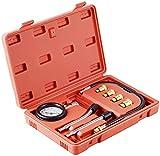 SONGYU Professionelles Kompressionstester-Set für Benzinmotoren für Automobile und Motorräder