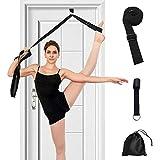 GUGYUA Tür-Trainer, dehnbarer Beingurt, Stretchband, ideal für Ballett, Cheer, Tanz, Gymnastik,...