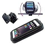 Motorrad-Lenker-Halterung, wasserdicht, für Handy und GPS