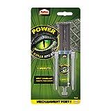 Pattex Epoxidkleber Power 1 Minute, Klebstoff auf Basis von Epoxidharz mit Spritze, gebrauchsfertig,...