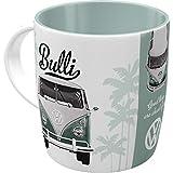 Nostalgic-Art - Volkswagen Retro Kaffee-Becher - VW Bulli T1 - Good things are ahead of you, Große...