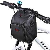 Movaty Fahrrad Lenkertasche, 3L Wasserfeste Tasche für den Fahrradlenker, Satteltasche für...