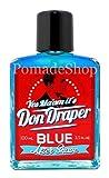 DON DRAPER After Shave BLUE