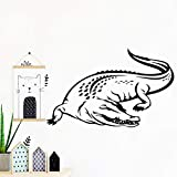 BailongXiao Cartoon krokodil Aufkleber entfernbare Vinyl Wand Poster Kindergarten raumdekoration...