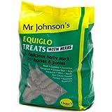 Mr Johnsons equiglo Pferd Treats & Kräuter 1kg