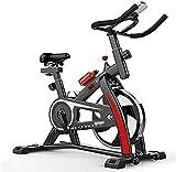 YO-TOKU Indoor Cycling Heimtrainer, Spinning Bike mit verstellbarem Lenker & Seat, Professionelle...