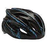 hefeibiaoduanjia Ultraleichter, atmungsaktiver Mountainbike-Schutzhelm mit winddichter Schutzbrille...
