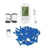 Blutzuckermessgerät, elektrischer Blutzucker-Tester, Haushalts-Glukometer mit 50...