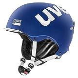 Uvex Unisex– Erwachsene hlmt 50 Cobalt-White mat 55-59 cm Skihelm, Blue, 55-59