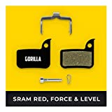 SRAM Bremsbeläge Red 22 Apex 1 Rival 1 Force 1 Force 22 Rival 22 S700 Level Ultimate Level TLM für...
