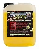 Rhino Goo! Fast Action Cleaner 5L - Fahrradreiniger & Kettenentfetter für Mountainbikes,...