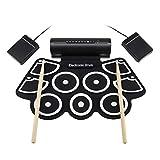 Schlagzeug MD760 USB-elektronische Trommel-Percussion verdicken Silikon Hand Roll Drum ZYS