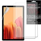 TECHGEAR 2 Stück Anti Glare Matt Displayfolie Kompatibel mit Samsung Galaxy Tab A7 10.4 Zoll, Matt Displayfolie, Matte Anti Glare Blendschutz Schutzfolie für Samsung Tab A7 2020 (SM-T500 / SM-T505)