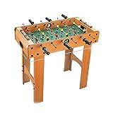 YQSHYP Klassischer Tischfußball, Indoor- und Outdoor-Profi Multiplayer Tischfußballspiel, Geeignet...
