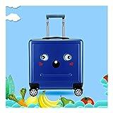 TSA Trolley,Polycarbonat Koffer Hochwertigen Schwenkrollen ABS Suitcase Zertifiziert...