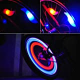 qEbGj70thjT Fahrradspeichen Mountainbike Sicherheit Helles Fahrrad Radfahren Auto Rad Reifen Reifen...