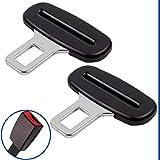 Universal Gurtalarm Stopper, Gurtwarner deaktivieren, Gurtstecker 2er Set, für alle Automarken,...