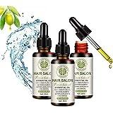 Hair Regrowth Serum Hair Salon, Hair Salon Protect Hair Essential Oil Leave-in Essential Oil Natural...