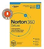 Norton 360 Deluxe 2020, 3-Geräte, Antivirus, Secure VPN unlimited, Passwort-Manager,...