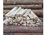 Anzündholz FRISCH 30 kg Brennholz Kaminholz Anfeuerholz Anmachholz Kiefer/Fichte