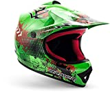 "Armor · AKC-49 ""Green"" (Grün) · Kinder-Cross Helm · Kinder Enduro Off-Road Sport Motorrad..."