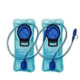 CHBOP Trinkblase Trinkbeutel Wasserblase Trinkrucksack Wasserbeutel Wasserbehälter Sport für...
